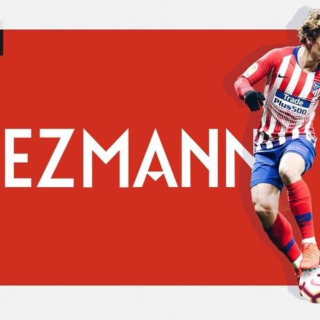 944c5a624 Club Atlético de Madrid · Web oficial - Griezmann surpasses Torres as 5th  top scorer in Atleti history
