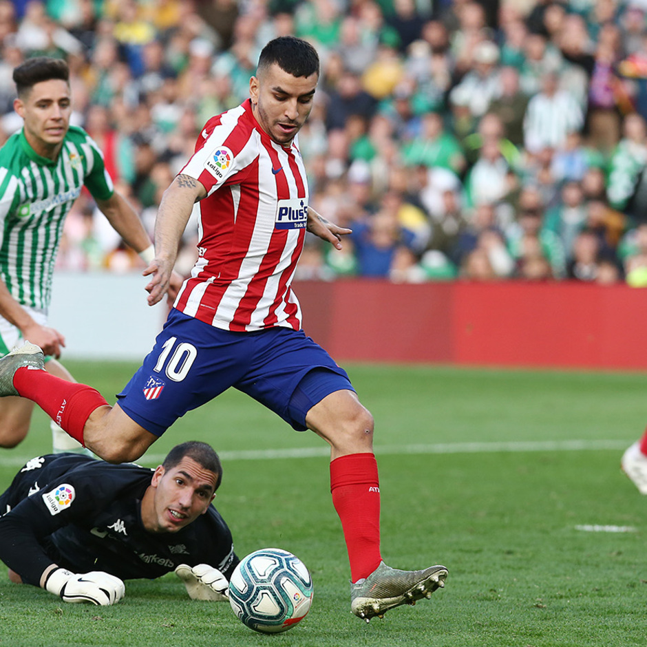 Club Atlético De Madrid Web Oficial Atleti Look To Secure Ucl Football Against Betis