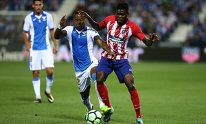 Temp. 17-18 | Leganés - Atlético de Madrid | Thomas