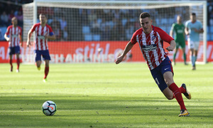 Temp. 17-18 | Celta - Atlético de Madrid | Gameiro