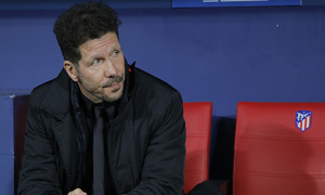 Temp. 17/18 | Atlético de Madrid - Roma | Simeone