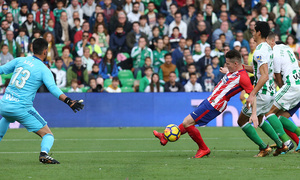 Temp. 17-18 | Betis - Atlético de Madrid | Gameiro