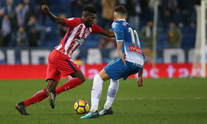 Temp. 17-18 | Espanyol - Atlético de Madrid | Thomas