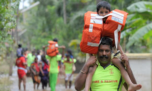 Inundación en Kerala | Save the children