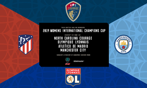 International Champions Cup femenina | Atleti - Olympique de Lyon