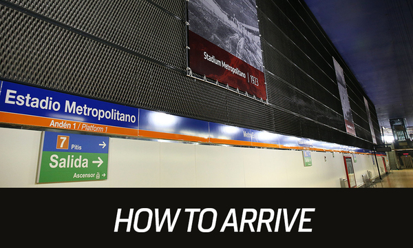 HOW TO ARRIVE