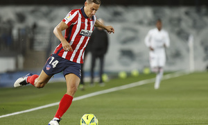 Temp. 20-21 | Real Madrid - Atlético de Madrid | Llorente