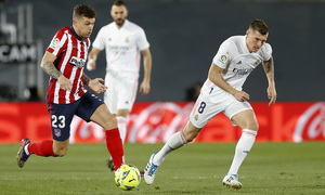 Temp. 20-21 | Real Madrid - Atlético de Madrid | Trippier
