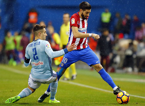 Temp. 16/17 | Atlético de Madrid - Celta | Carrasco