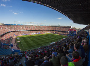 Temp. 16/17 | Atlético de Madrid - FC Barcelona | Estadio Vicente Calderón