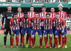 Temp. 17-18 | Betis - Atlético de Madrid | Once