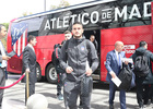 Temp. 17-18 | Europa League | Llegada a Lisboa | Koke
