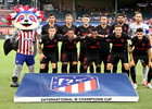 Temporada 19/20 | #AtletiSummerTour | Dallas | Chivas - Atlético de Madrid | Once