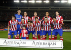 Temporada 2013/2014 Atletico de Madrid - Betis