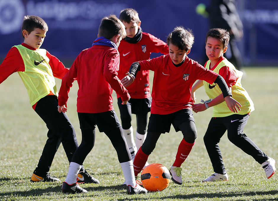 Sochi football camp