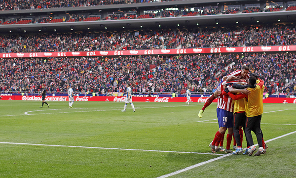 Highlights Atlético de Madrid 3-1 Espanyol