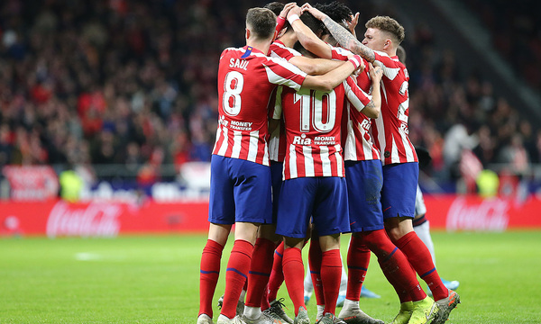 Highlights Atlético de Madrid 2-1 Levante