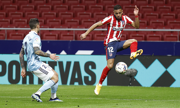 Highlights Atlético de Madrid 2-2 Celta