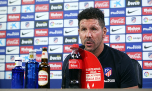 "ATM FLASH | Simeone: ""I expect a very difficult match against Valencia"""