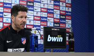 "ATM Flash | Simeone: ""Betis are playing very well"""