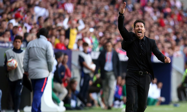 Simeone analyses our win against Real Betis