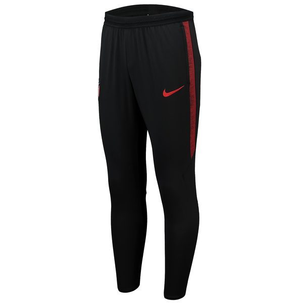 Atlético de Madrid Dri-Fit Strike Drill Pant - Black