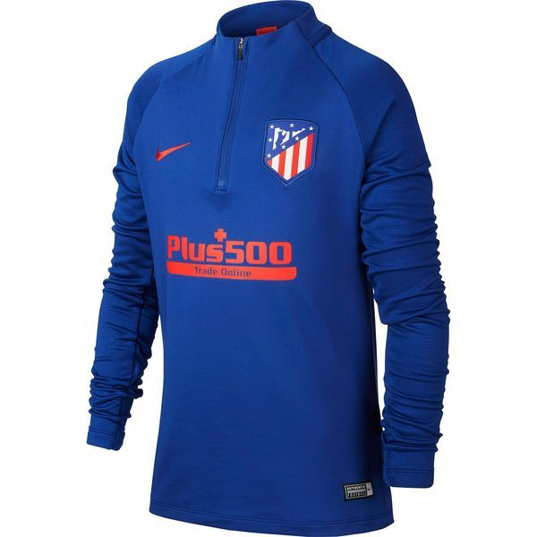 Atlético de Madrid Dri-Fit Strike Drill Top - Royal Blue - Kids