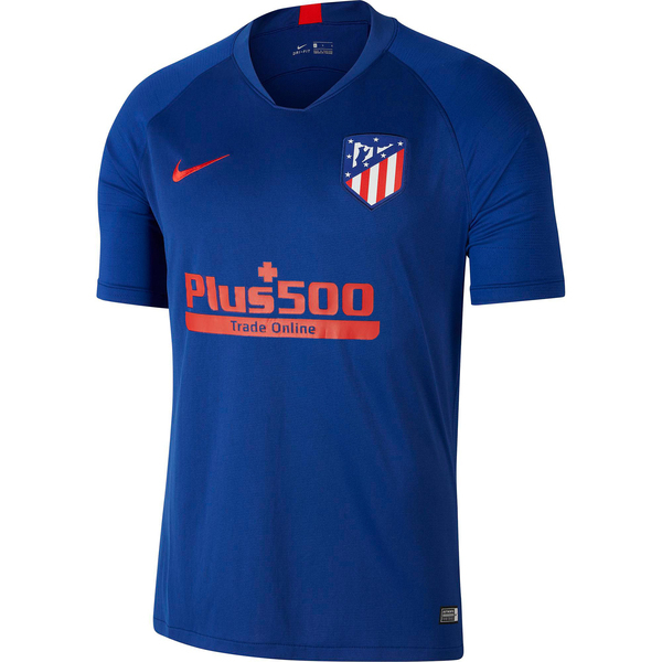 Atlético de Madrid Breathe Strike Top - Royal Blue