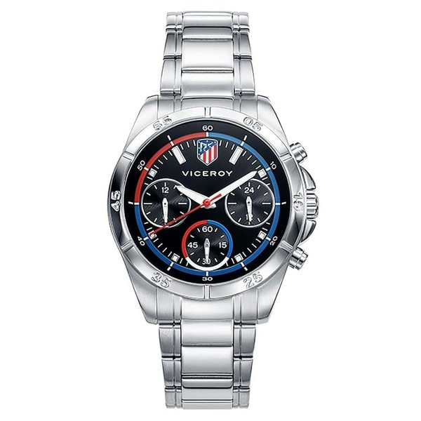 Atlético de Madrid Chronograph Stainless Steel Watch - Junior